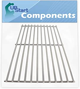 UpStart Components BBQ Grill Cooking Grates Replacement Parts for Kitchenaid 720-0826 - Old - Compatible Barbeque Grid 18 3/4""