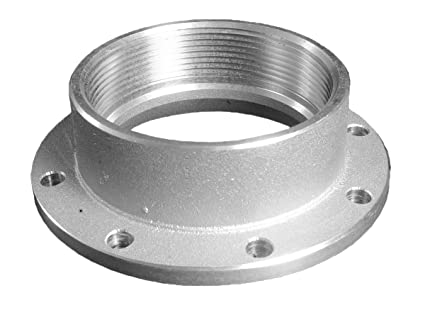 PT Coupling Petroleum Handling Series TTF30NPTF Aluminum Cam and Groove  Hose Fitting, Flange, 3