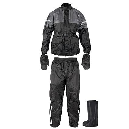 A-pro Rainsuit Impermeable Pantalon Chaqueta Guantes Botas ...