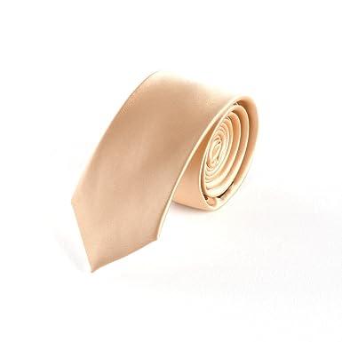 Virtuose - Corbata - para hombre beige Beige talla única: Amazon ...