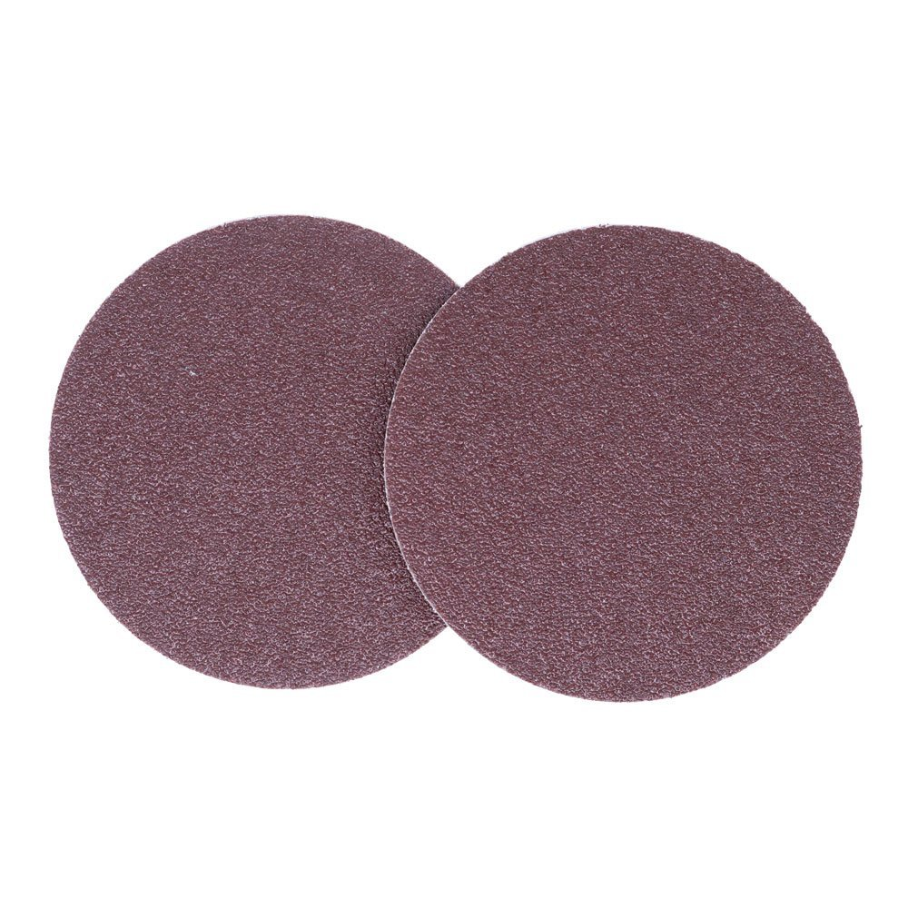 12'' PSA Aluminum Oxide 120 Grit X-Weight Cloth Sanding disc for Woodworking & Metalworking