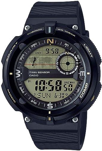 Casio Montres bracelet SGW 600H 9AER: : Montres  WdNy5