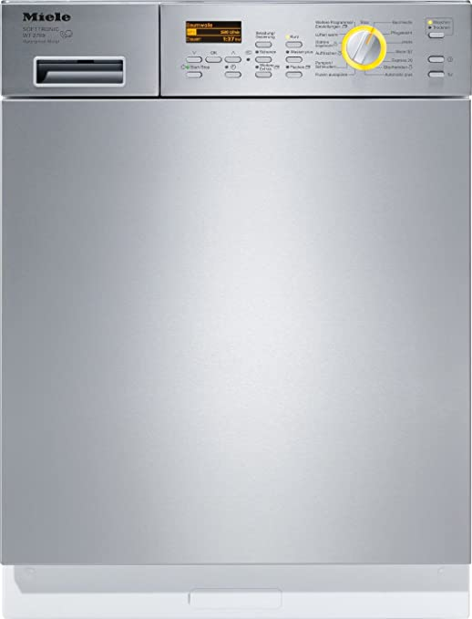 Miele WT 2789i WPM - Lavadora-secadora (Frente, Integrado, Acero ...