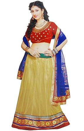 Amazon.com: Indian Ethnic Party Wear Lehenga Choli Designer ...