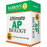 Ultimate AP Biology: Everything you need to get a 5 (Barron's AP)