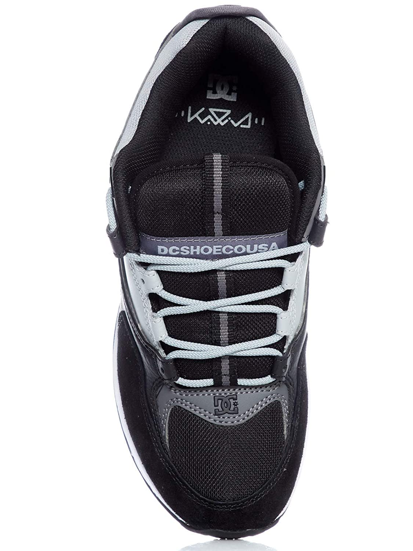 the latest c5a20 a28d6 DC scarpe Kalis Lite Se, Scarpe Scarpe Scarpe da Skateboard Uomo B07DNKZTJR  44.5 EU nero Dk grigio ...