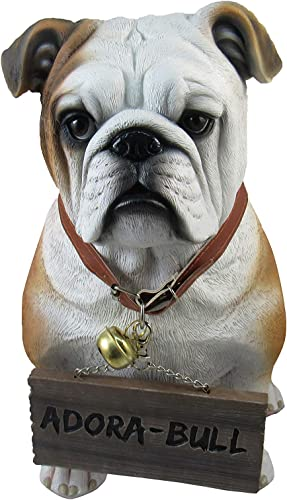 "DWK ""Max"" Bulldog Lovers Dog Sign | Home Decor | Outdoor Sign | Yard Art | Bulldog Lovers Decor | Rustic Home Decor | Outdoor Decor | Porch Decor and Signs"