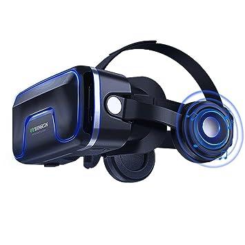 Vr Brille Für 3d Filme Video Movie Game Brille 3d Amazonde Elektronik