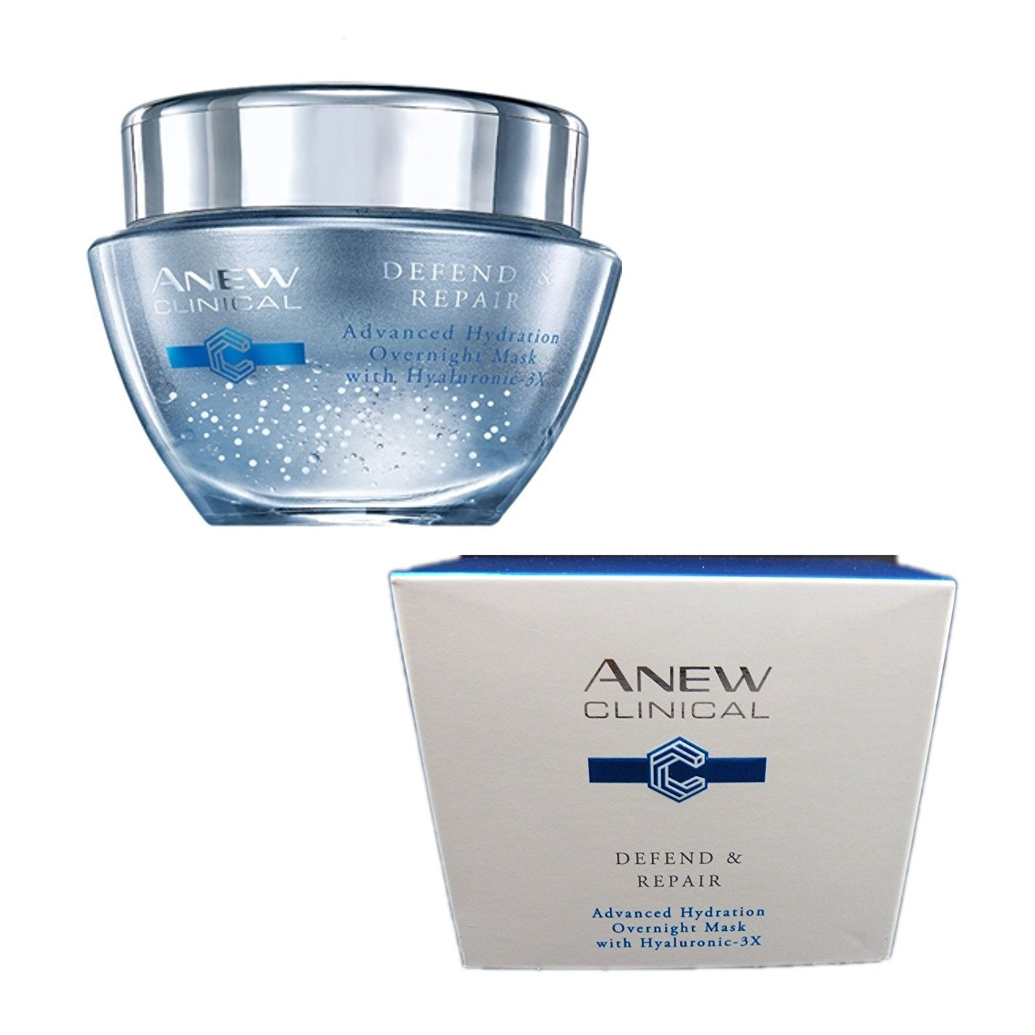 Avon Anew Clinical Hydra Recovery Overnight Mask AVON COSMETICS