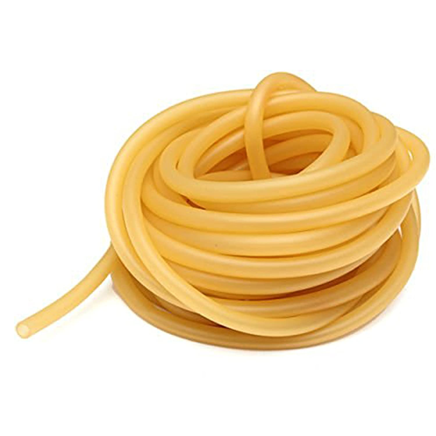 Yosoo New 6x9mm Natural Latex Rubber Band Rubber Hose for Slingshot Catapult Surgical Tube Elastic Parts 3m