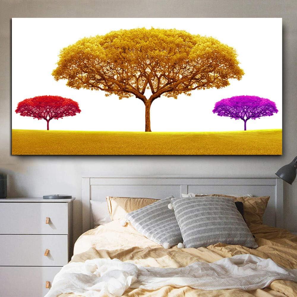 Lienzo HD Impresiones Carteles Decoración para el hogar Arte de la pared Imágenes Arte Paisaje Paisaje Pinturas Marco: Amazon.es: Bricolaje y herramientas