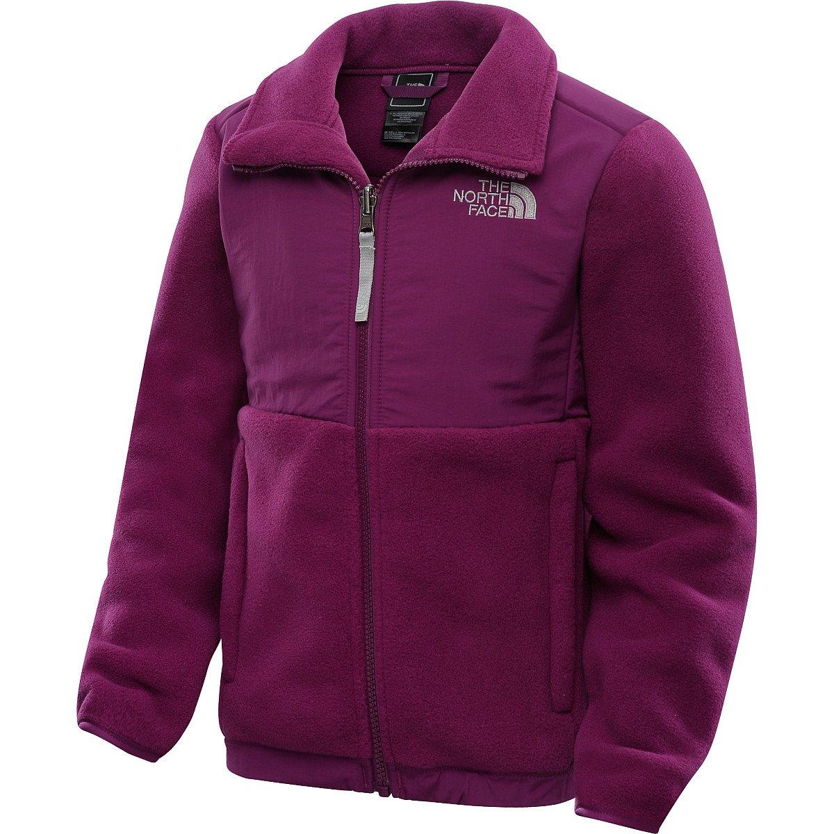 The North Face Denali Jacket - Girl's Premiere Purple/Premiere Purple X-Small