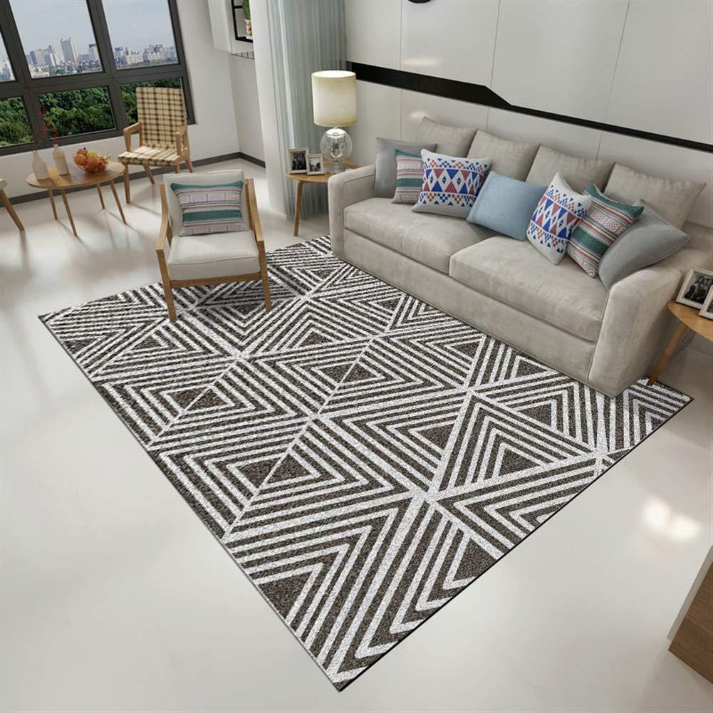 Insun Teppich Teppich Teppich Skandinavischer Stil Teppich Moderner Geometrische Formen Teppich Anti Rutsch Abwaschbarer Stil 24 160x200cm B07KBWFJ8N Teppiche 7bd968