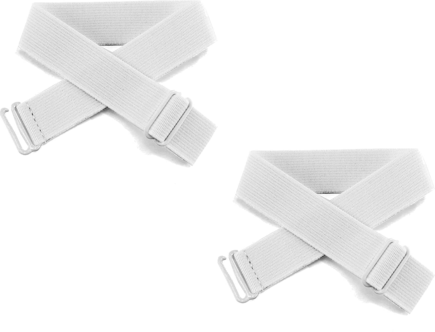 Child/'s Elasticated Sock Garters Grey or White from Magmouch Sophos