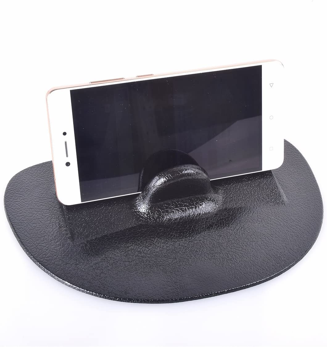 Universal Car Anti-Slip Silicone Dash Phone Holder for iPhone GPS Tablet Samsung Galaxy LG Sony Huawei Android Mobile Phone 5.5 5 4.7 4.0 4.3 4.5 Auto Smart Stand Mounting Base Bracket Desk Mat EKYLIN 4327094258