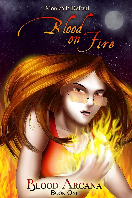 Blood on Fire (Volume 1) pdf