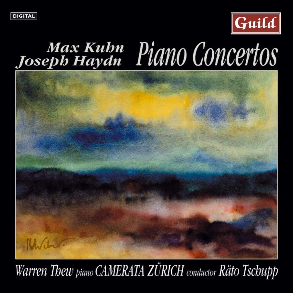 Amazon.com: Piano Concerto in F / Concierto de Tenerife: Music