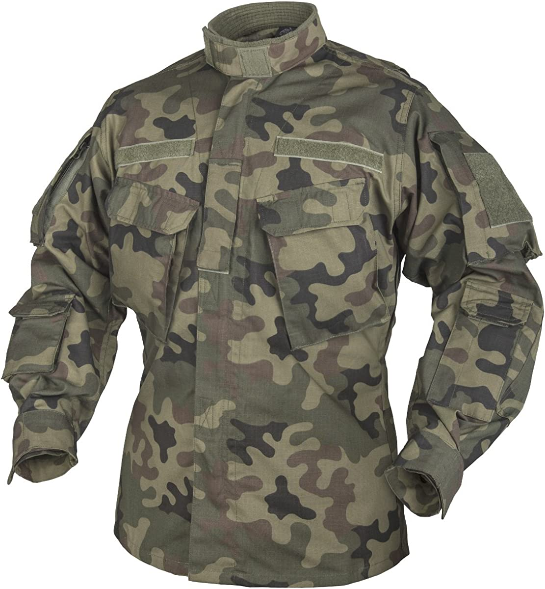 Helikon Women/'s T-Shirt Cotton Military Everyday Outdoor Top PL Woodland Camo