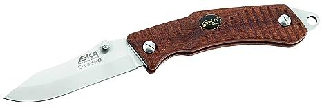 EKA EKA604101 Cuchillo,Unisex - Adulto, Negro, un tamaño ...