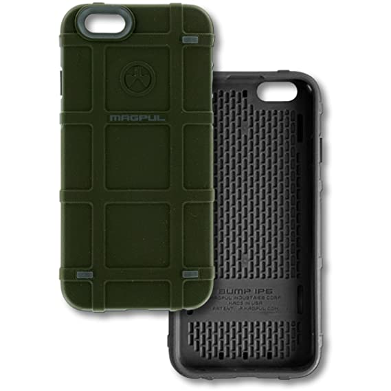 more photos d8e40 91b91 Authentic Made in USA Magpul Industries Bump Case for Apple iPhone 6 / 6S  (4.7