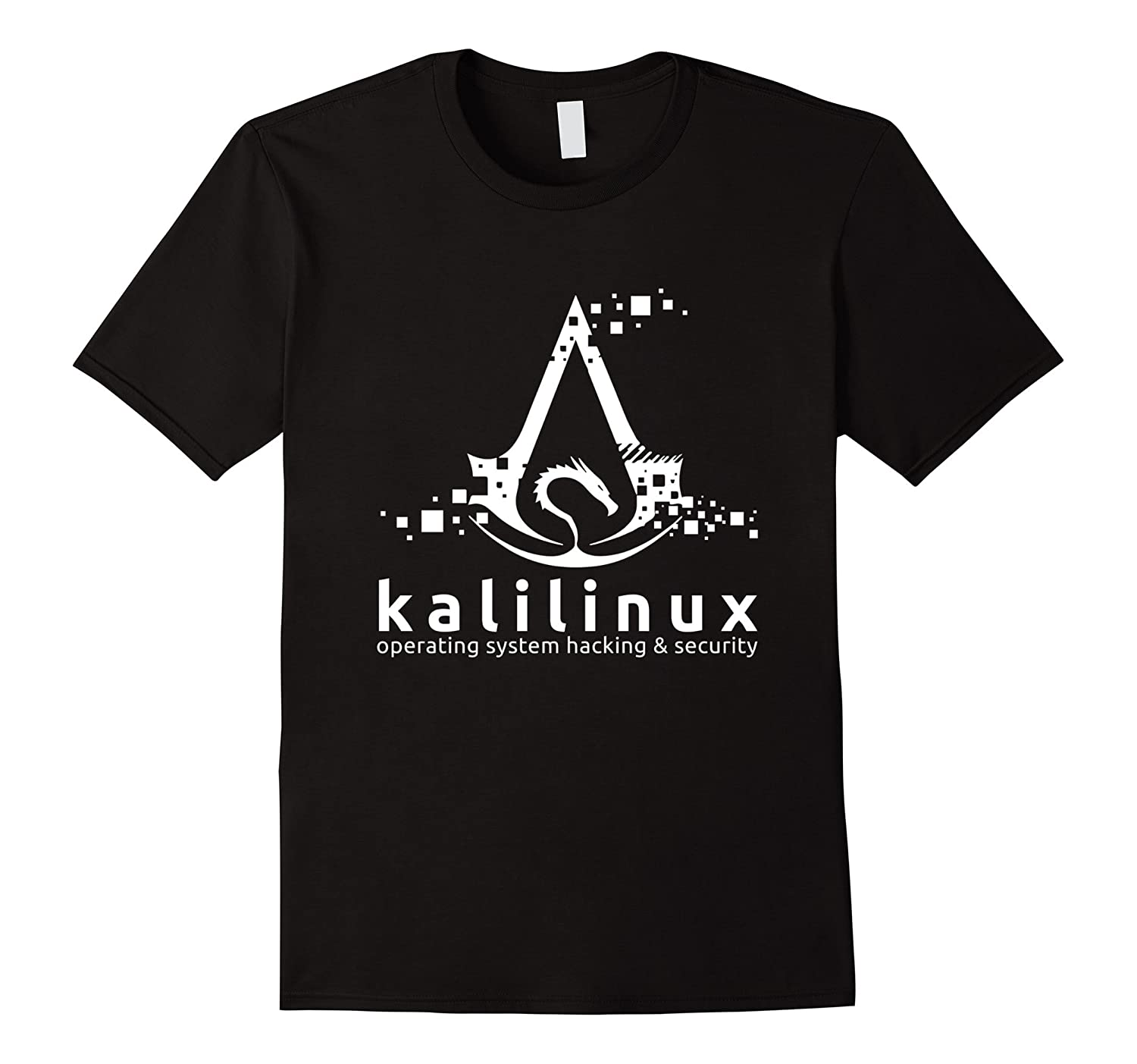 Black t shirt security - Amazon Com Kali Linux Operating System Hacking N Security T Shirt Clothing