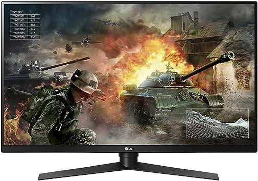 LG 32GK850G-B monitor de juegos QHD de 32 pulgadas con tasa de actualización de 144 Hz y NVIDIA G-Sync (enchapado): Amazon.es: Electrónica