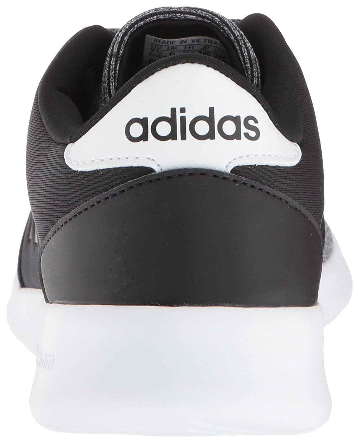 low priced 3ee39 f8a85 Amazon.com  adidas Womens Cf Qt Racer Running Shoe  Road Run
