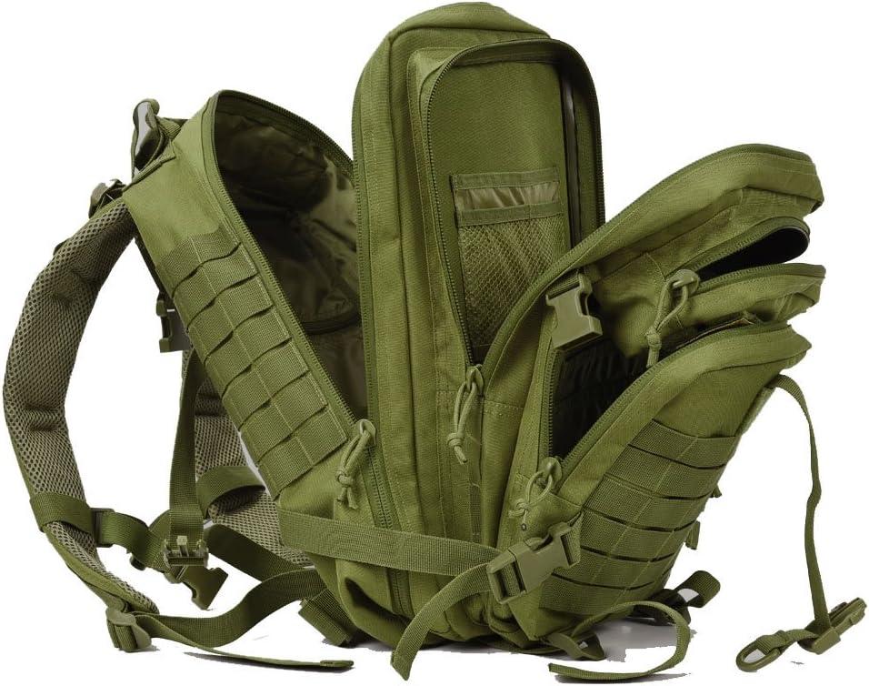 Militar Molle/ /Mochila t/áctica mochila ej/ército Bug Out Bag Mochilas Mochilas para deporte al aire libre senderismo camping caza