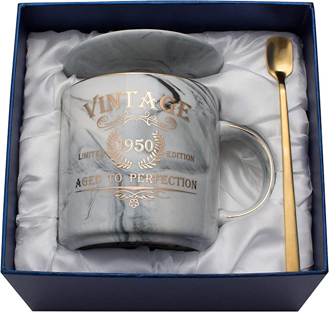 60th birthday mug funny gift road sign idea men women ladies dad mum happy 60