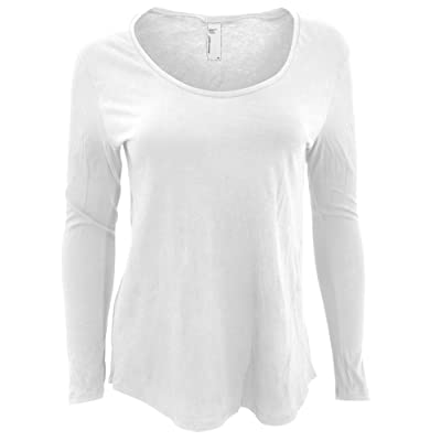 American Apparel shirt à manches longues - Femme
