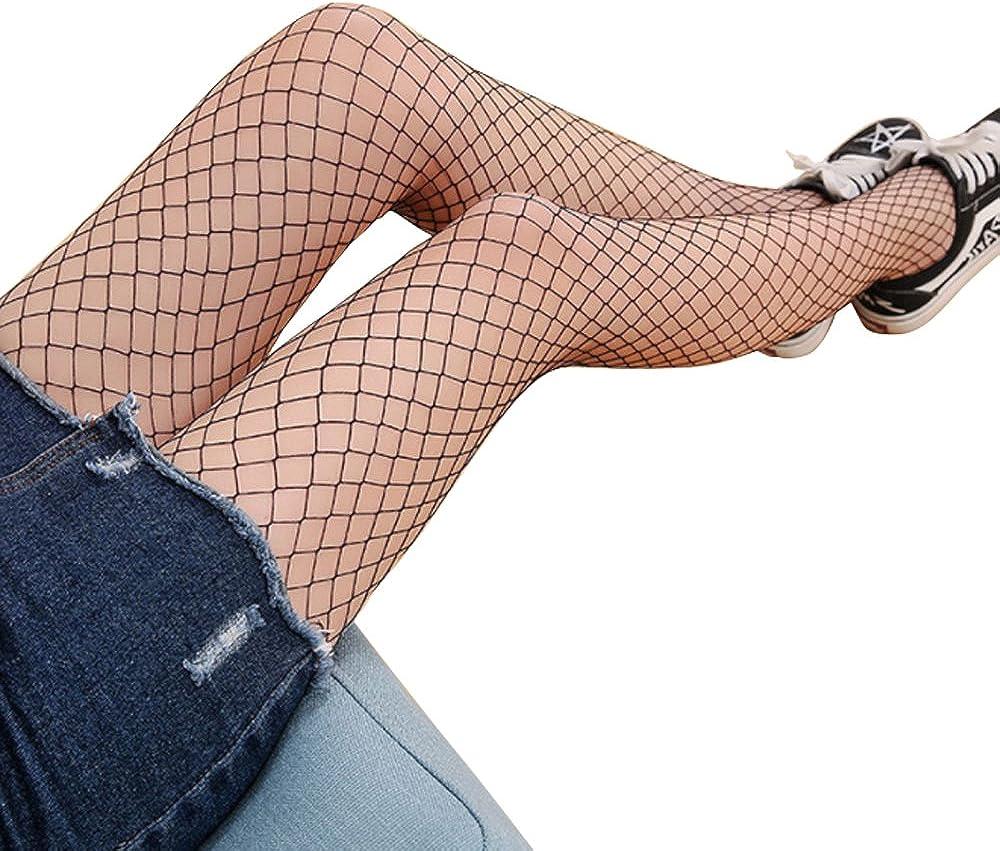 2-piece fishnet tights women mesh stockings black white women fishnet stockings fishnet tights socks stockings