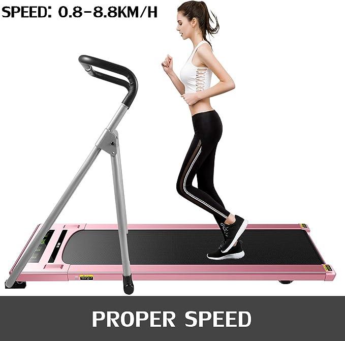 VEVOR Office Walker Cinta de Correr para Fitness Smart Jogging ...
