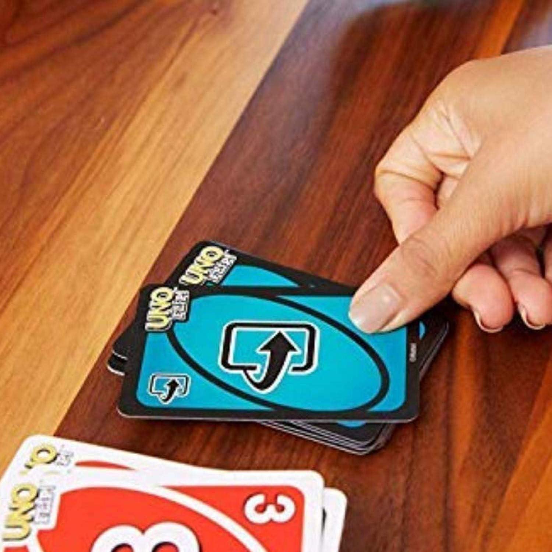 Free Size Flip YIAI BTS UNO Cards Game Get Wild Phase 10 Skip Bo Dos UNO Flip Photo Card Set Playing Card Decks Game