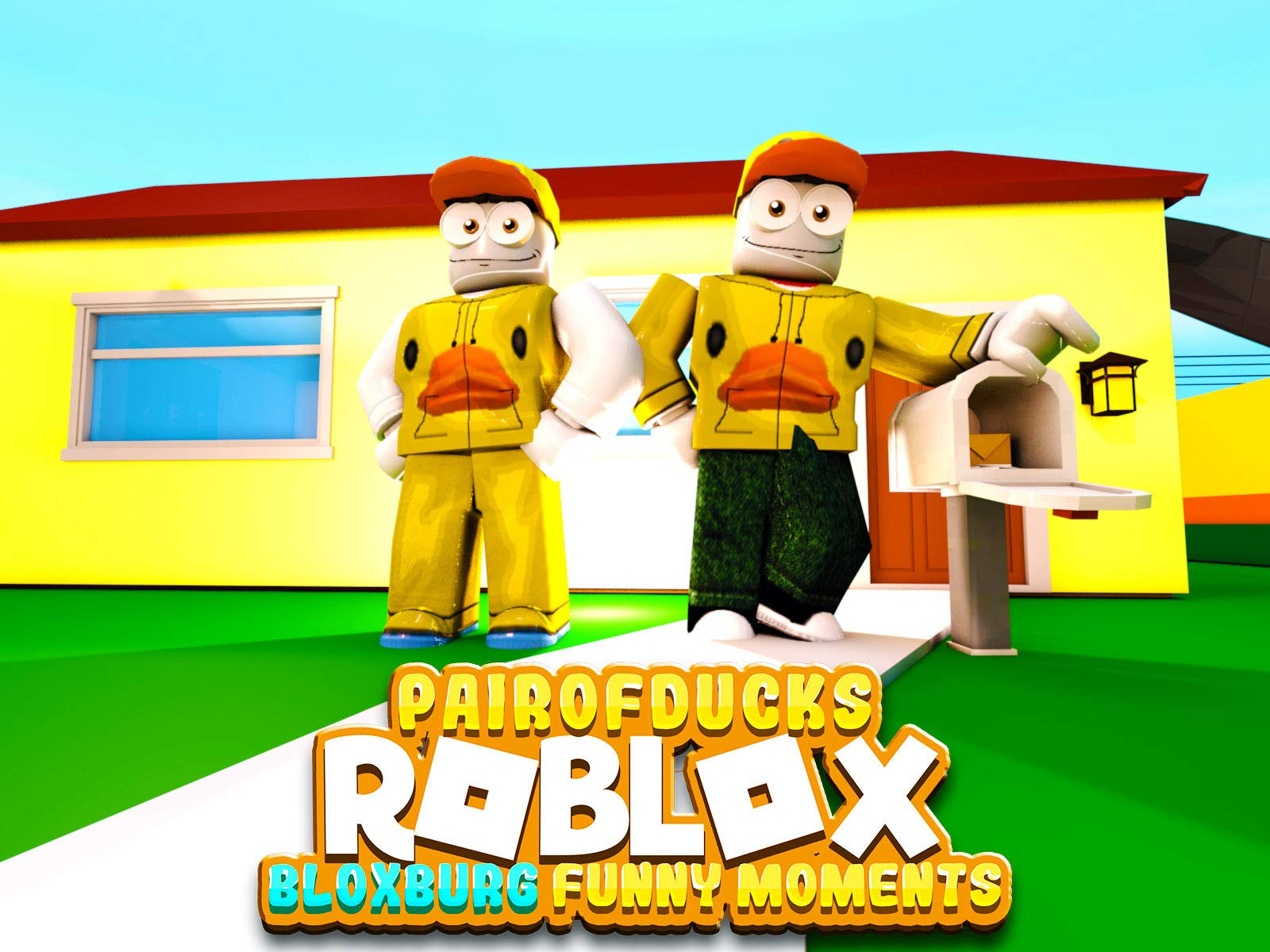 Games Like Bloxburg On Roblox But Free Watch Clip Roblox Bloxburg Adventures Funny Moments Prime Video