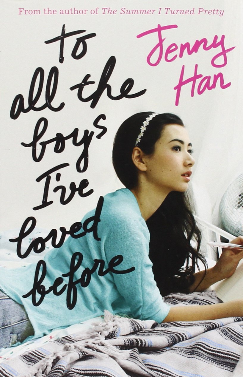 Image result for to all the boys i loved before british cover