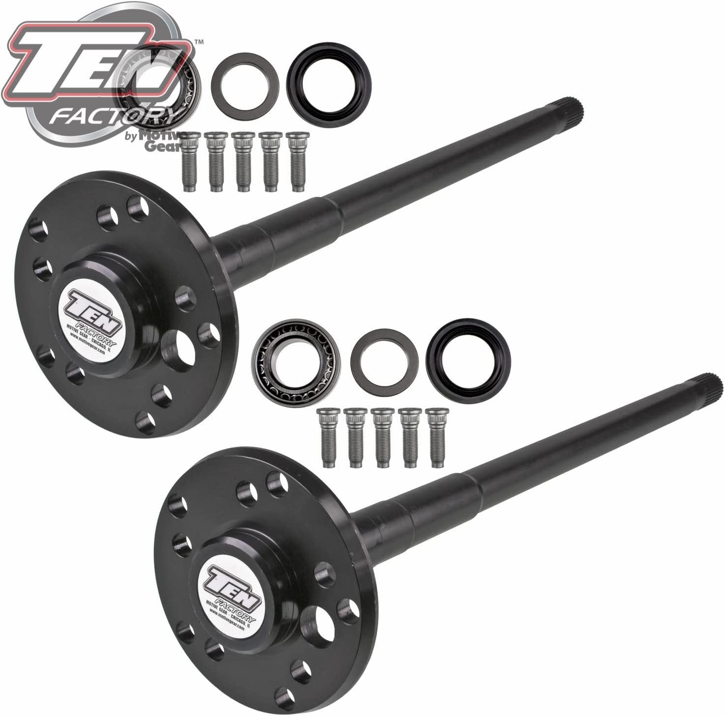 for DANA 44 87-06 YJ//TJ// TEN Factory MG22135 Rear Axle Kit