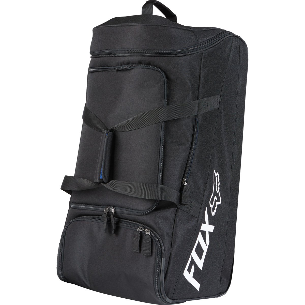 Fox Racing Track Side Roller Sports Gear Bag - Black / One Size by Fox Racing