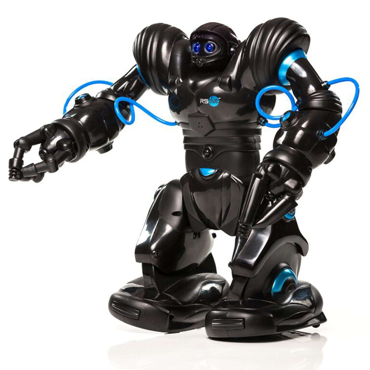 Amazon WowWee Robosapien Blue Toys & Games