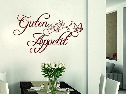 Graz Design 620082_57_080 Wandtattoo Wandsticker Guten Appetit ...