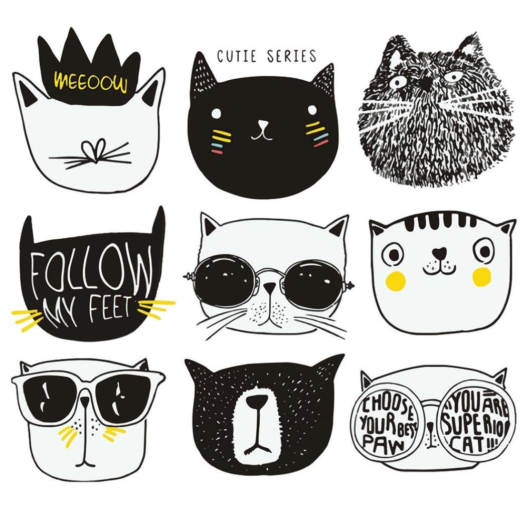 Canvas Shoes New Beautiful Animal Pattern Clothing Patch Applique A T-shirt Sweater Thermal Transfer Paper Patche DIY Decor for Jeans Jacket Handbag Caps Handbag