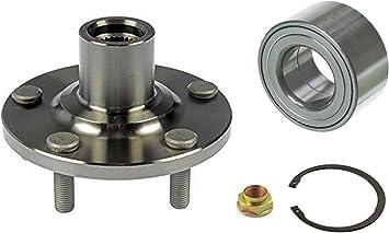 Set of 2 Front Wheel Bearing Hub Assembly for Toyota Camry Highlander Solara