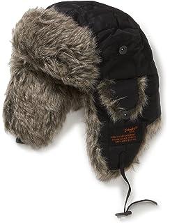 4d0763fab257 Barts Kamikaze Chapka Blanc  Amazon.fr  Vêtements et accessoires