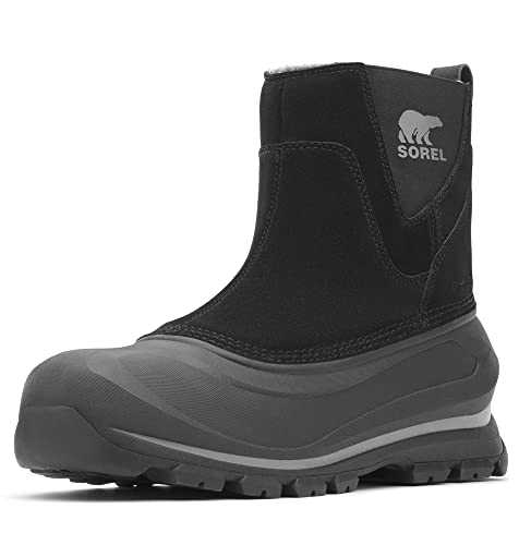 73ff6798297 Sorel - Men's Buxton Pull On Waterproof Insulated Winter Boot