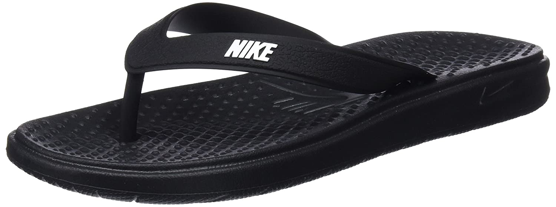 quality design 5875f 66a58 Amazon.com   Nike Solay Thong Big Kids   Sandals
