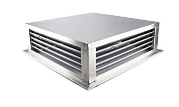 24quot Stainless Steel Diffuser For Evaporative Swamp Cooler