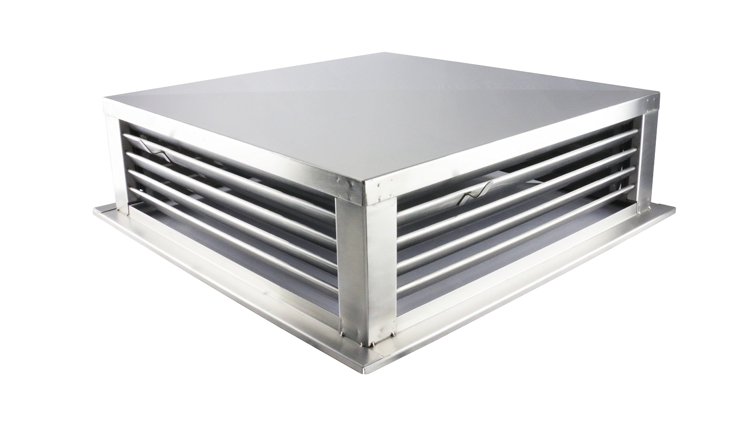 18'' Stainless Steel Diffuser for Evaporative/Swamp Cooler, DF-18S