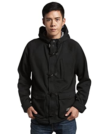 b008a743fdbc0e Image Unavailable. Image not available for. Color  Vans Anchorage Full Zip  Jacket - Black ...