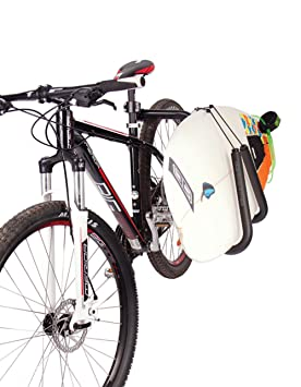 OCEAN & EARTH Soporte de bicicleta unisex para tabla de surf