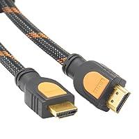 YELLOW KNIFE 黄刀YK001 3D HDMI线 高清线(1.5米编织网管,1.4版本)