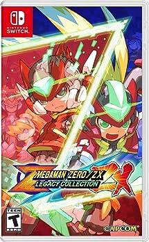 Mega Man Zero/Zx Legacy Collection ... - Amazon.com